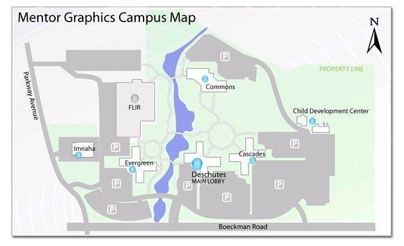 Wilsonville - Mentor Graphics