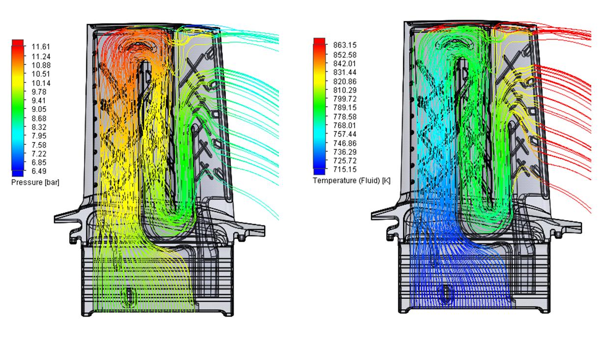 最新の CAD 組込み CFD コードを...
