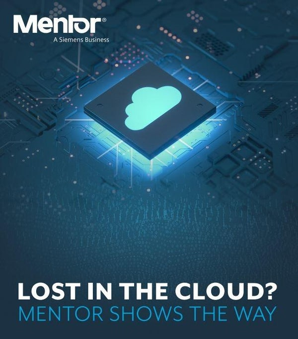 Lost In The Cloud? Mentor Shows The Way