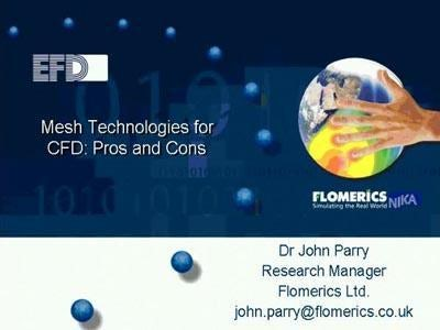 Mesh Technologies for CFD - Pros & Cons - Mentor Graphics