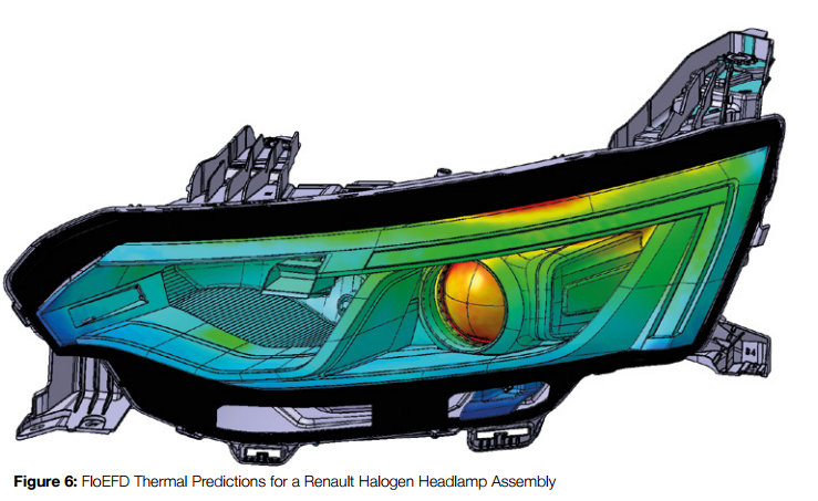 Driving Down Automotive Headlamp Costs At Renault Mentor Graphics