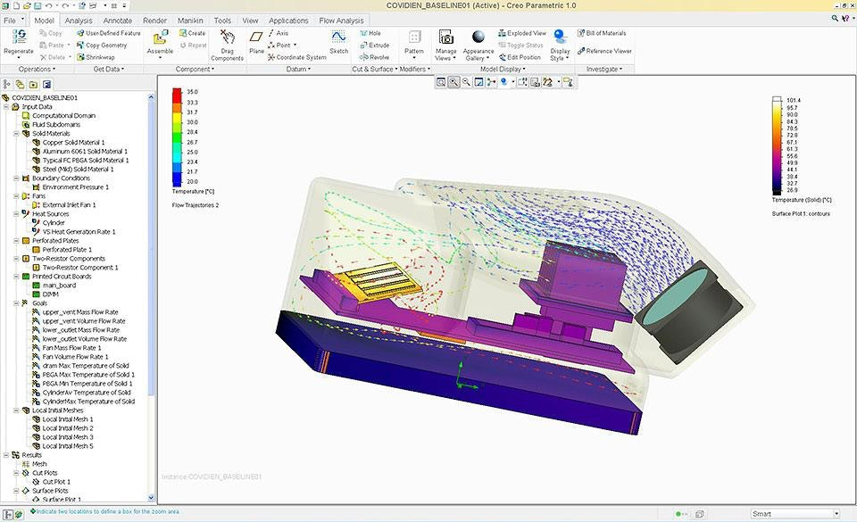 Floefd 13 For Creo Trial Version Mentor Graphics