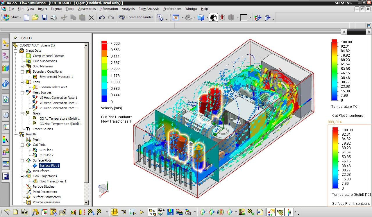 Free Floefd Trial For Siemens Nx 30 Day Cloud Trial