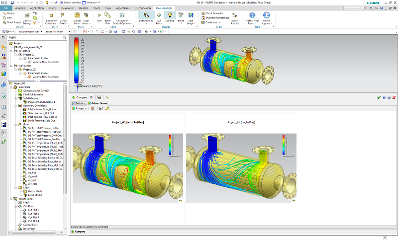 FloEFD NX - CFD fully embedded in Siemens NX - Mentor Graphics