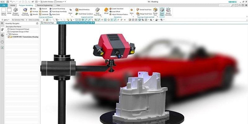 Siemens NX Cloud Connected Products - Siemens PLM Software