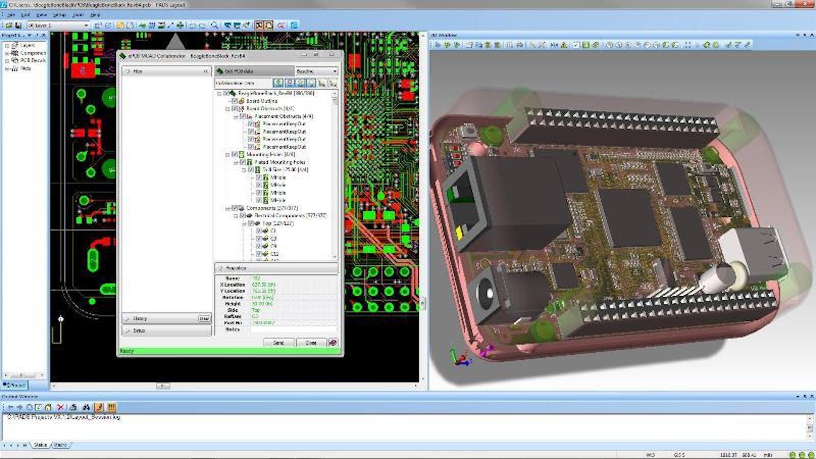 ECADとMCADの協調設計