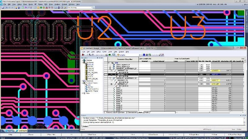 PADS PCB Design Software - Mentor Graphics
