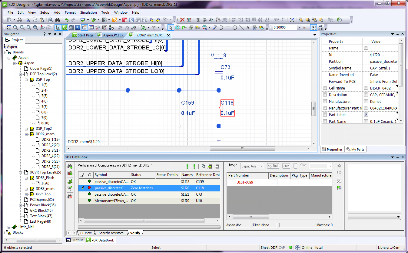 Pads Standard Plus Schematic Design Mentor Graphics Ipad 4 Circuit Diagram Select The Right Part