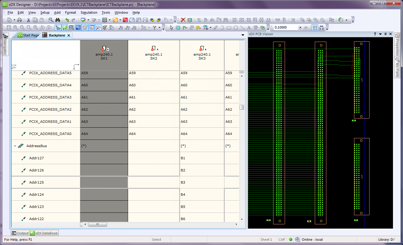 PADS Professional Schematic Design - Mentor Graphics