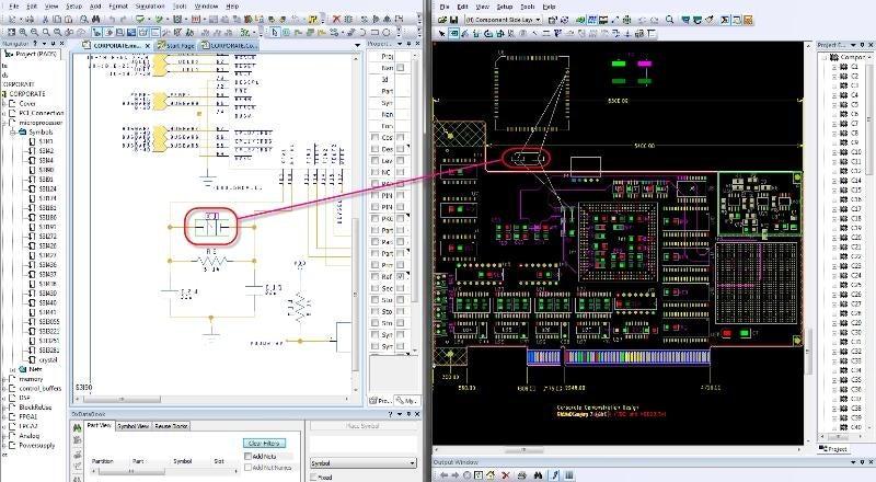 クラウドベースの回路をインポートしてシミュレーション、PCB設計