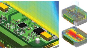 電子機器の熱解析