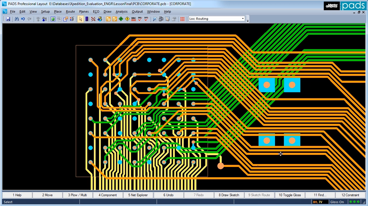 Jumbocad Pcb Design Er Is A Pcb Layout Software It Is Easy To Use