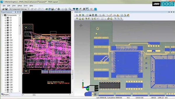 Learn how to import and assign a 3D PCB model  See how in