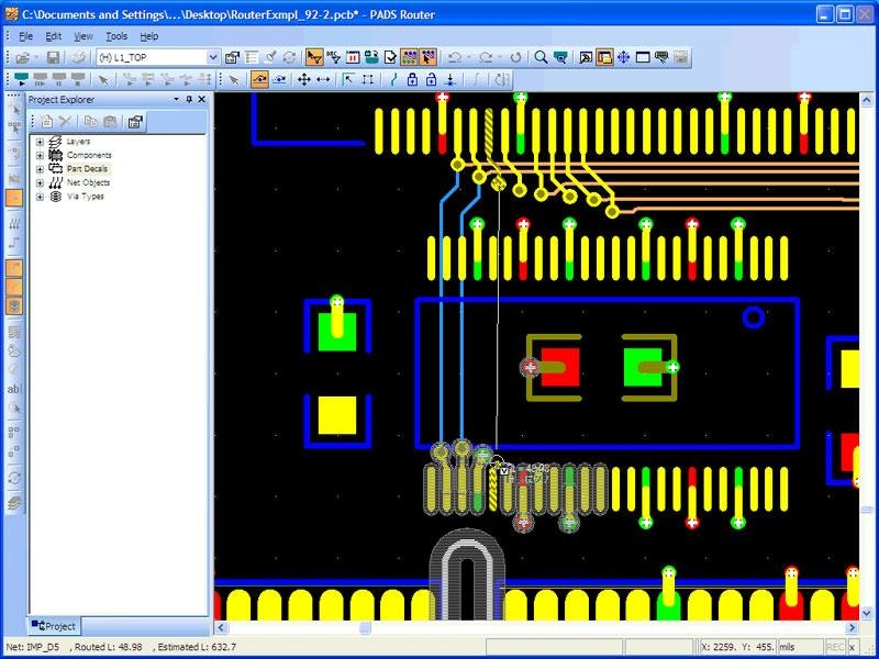 PADS Webinar: AutoRouter for High Speed PCB Routing - Mentor Graphics