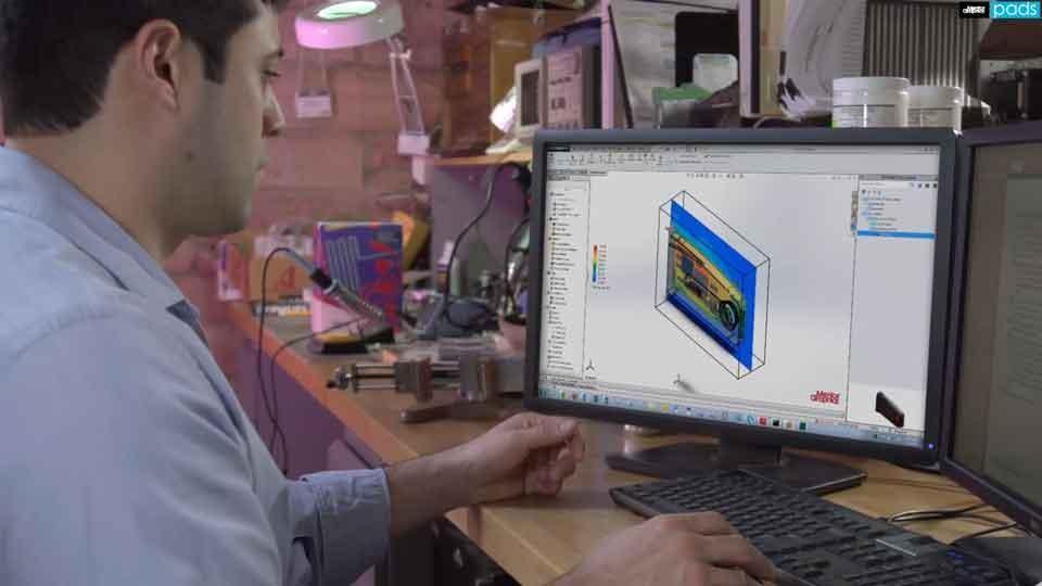 電子機器製品の開発