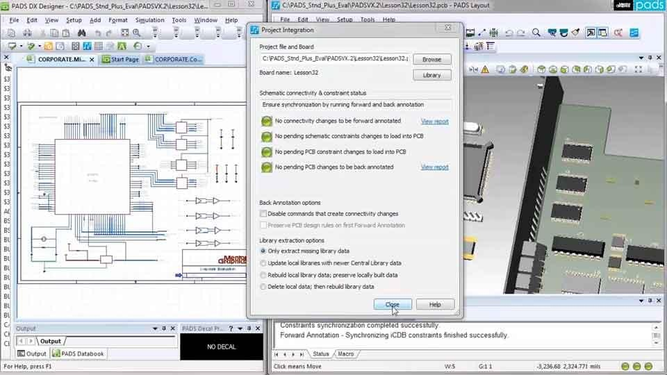 PADS Layout - Powerful PCB layout capabilities for easy design of ...