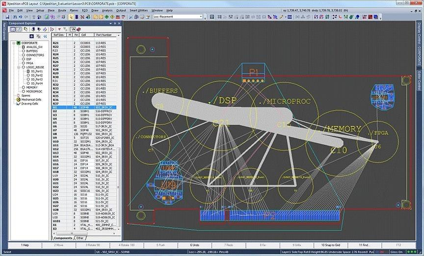 PADS Professional Layout - Mentor Graphics