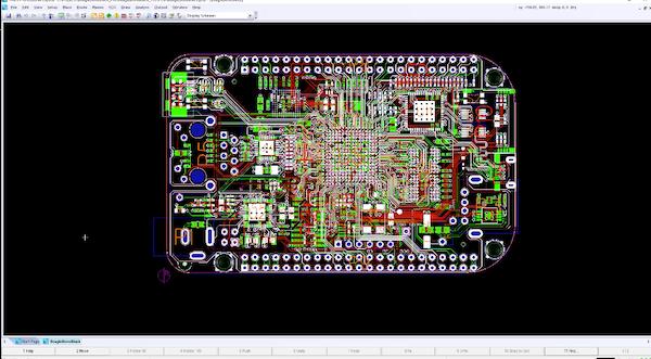 Undock Designs - New in PADS 2 5 - Mentor Graphics