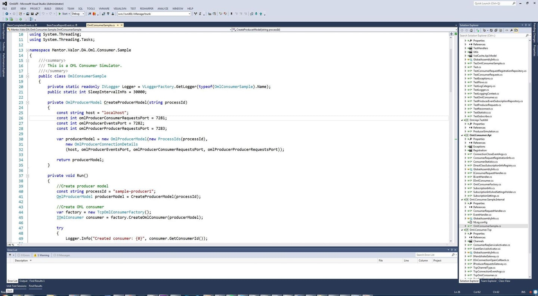 Valor IoT制造软件开发包