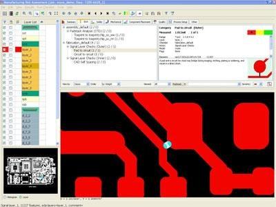 Concurrent DFM Verification for Fabrication