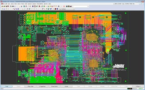 Pcb Placement And Routing Mentor Graphics