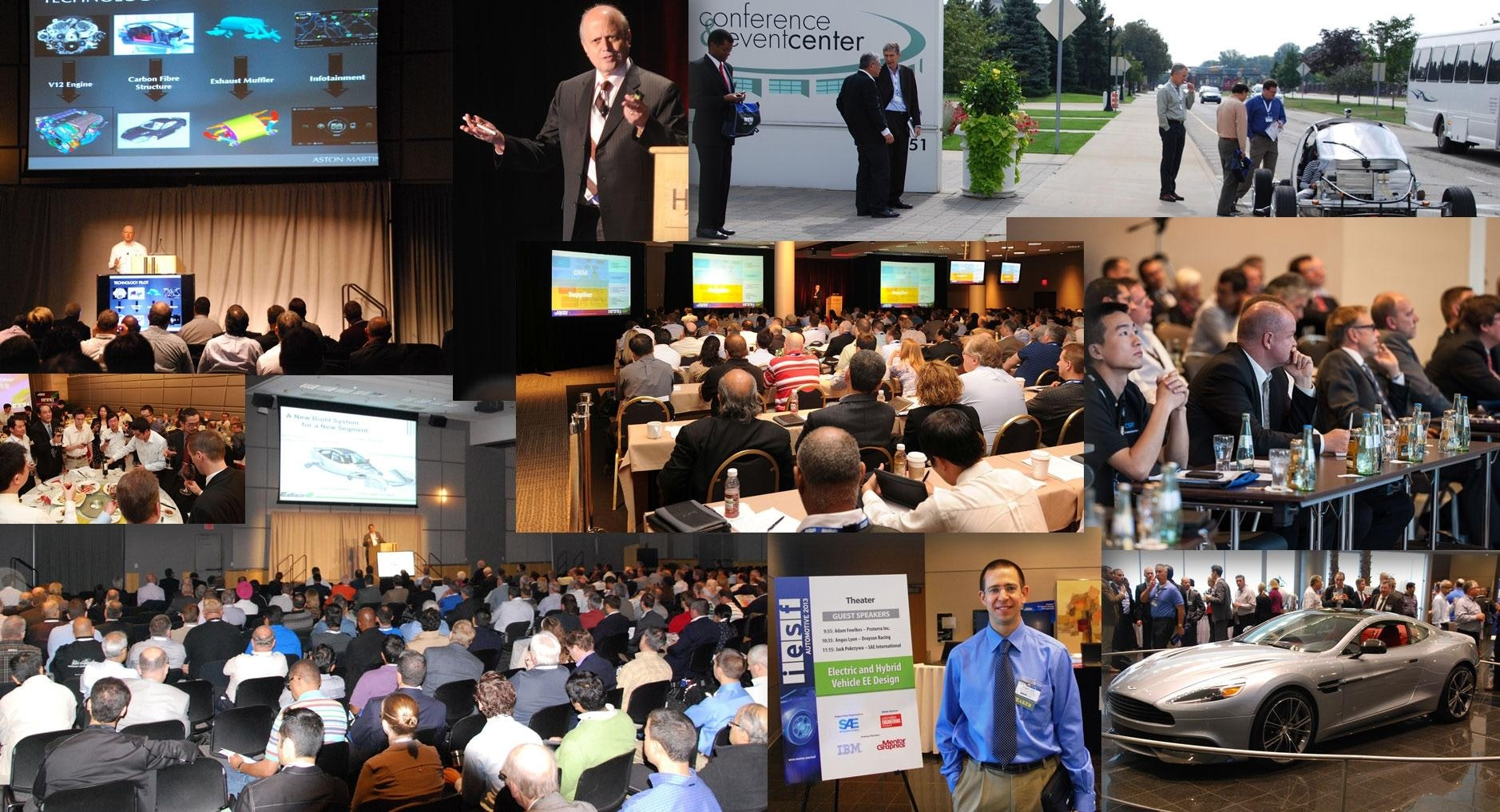 Integrated Electrical Solutions Forum IESF Conferences Mentor - Automotive convention