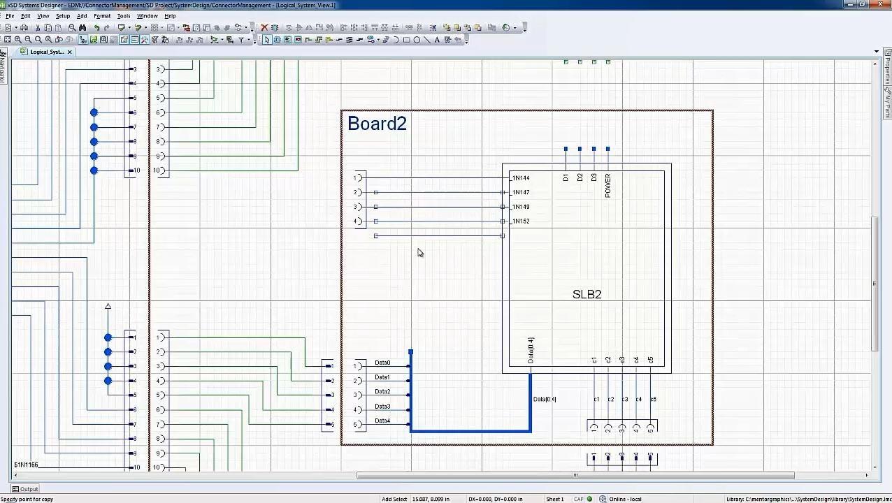 マルチボードPCBシステム設計