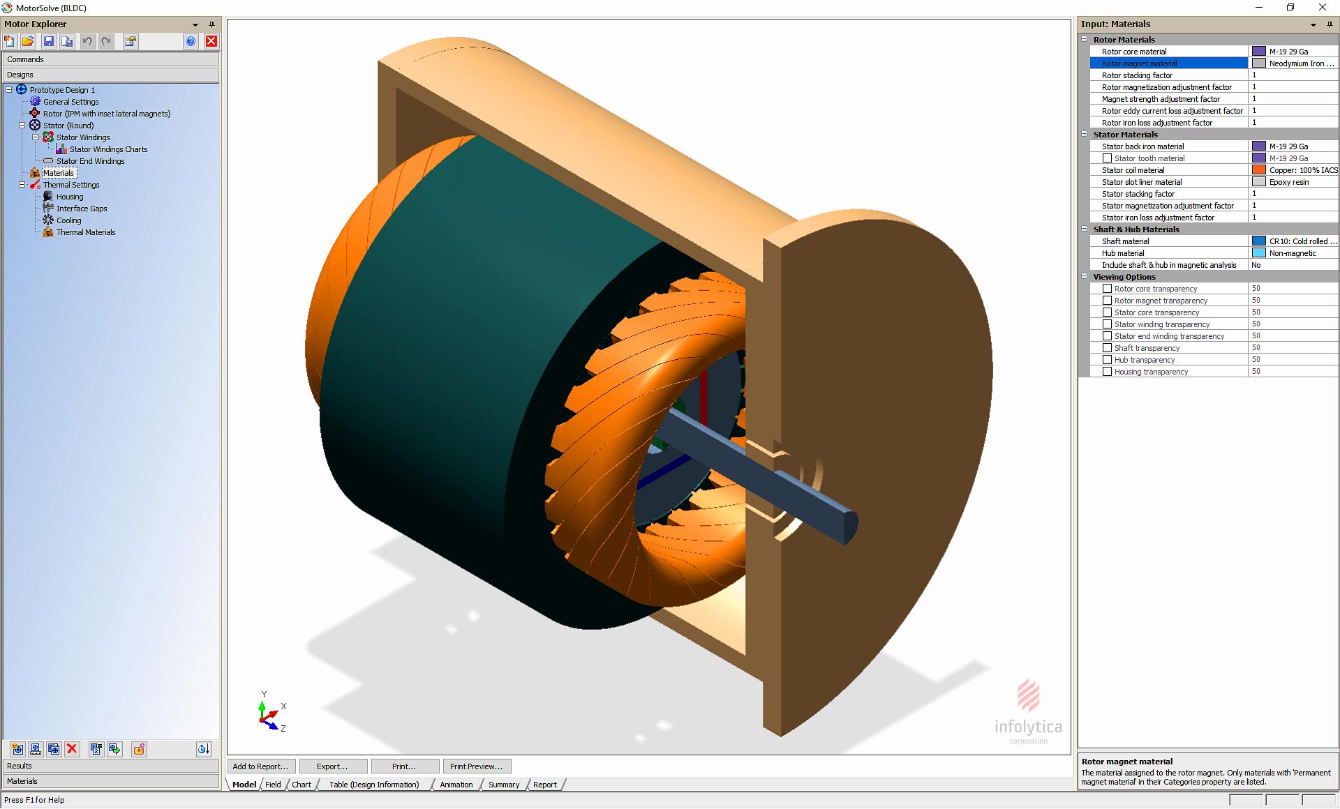 Infolytica releases MotorSolve v2.5