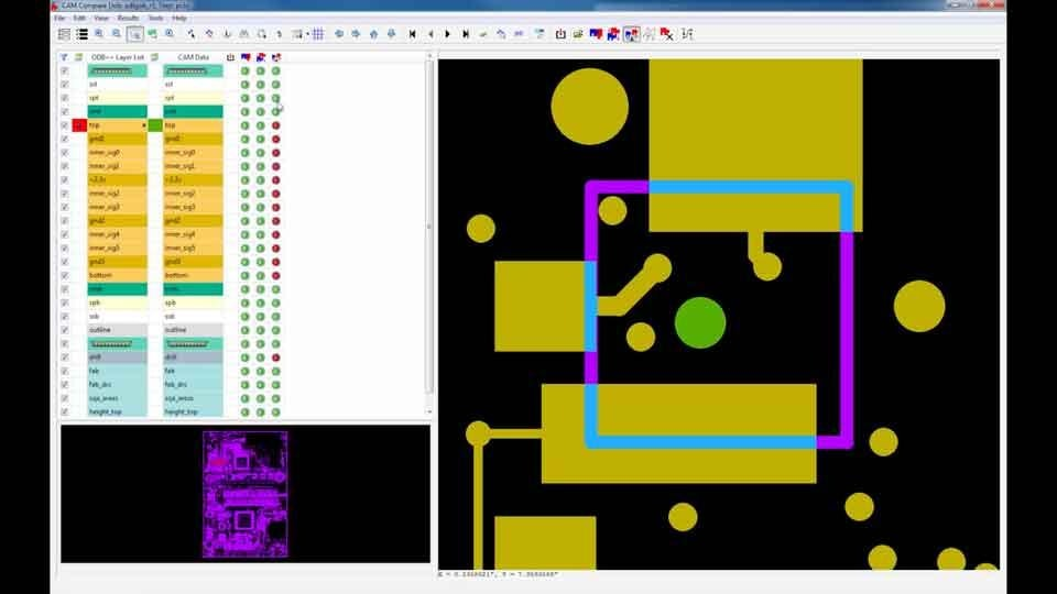 Valor NPI - Validate Design Revisions in ODB++ and Traditional CAM ...