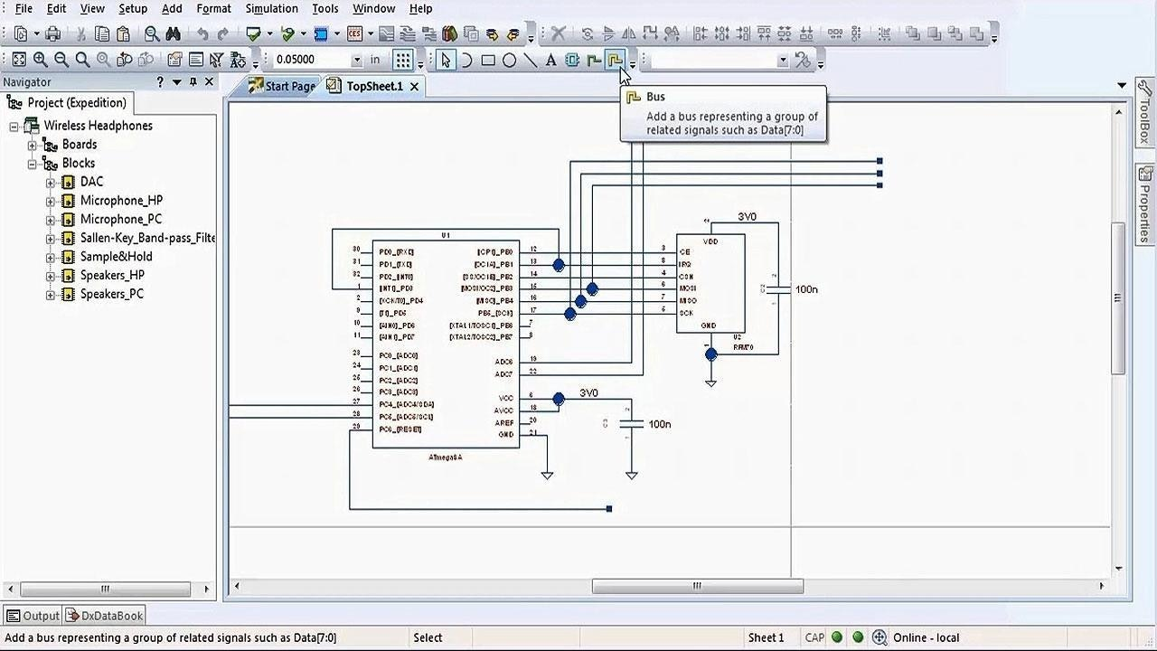 Schematic Drawing Software Management Simulation Creation Free Circuit