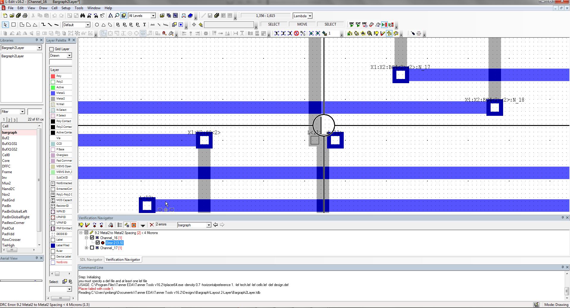 Tanner Analog IC Design Flow - Mentor Graphics