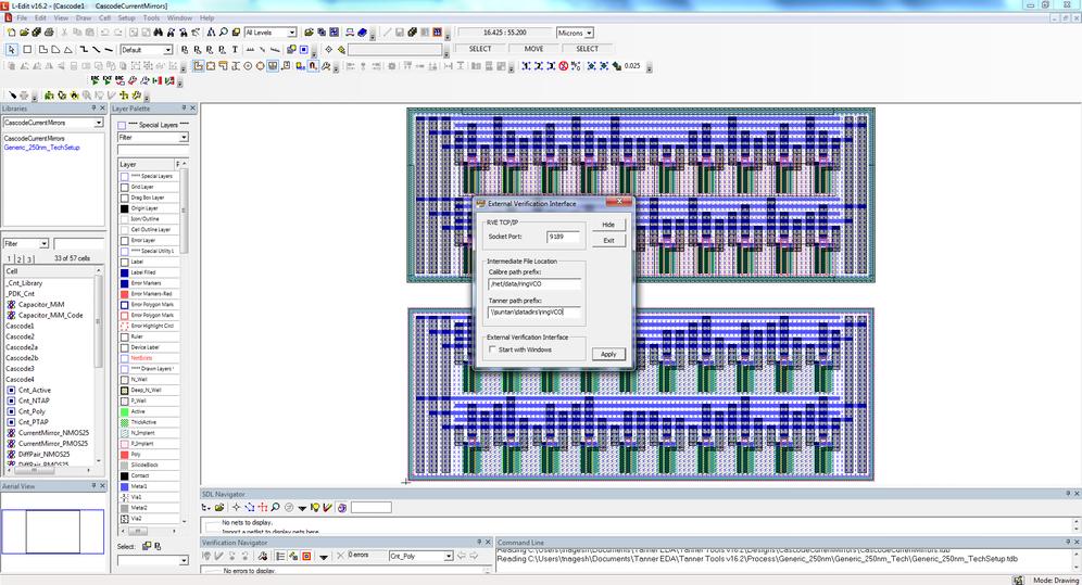 主要なファウンドリのファイルタイプをネイティブにサポート