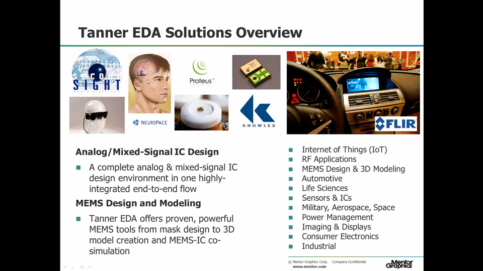 Addressing The Challenges of Mixed-Signal Internet of Things Designs